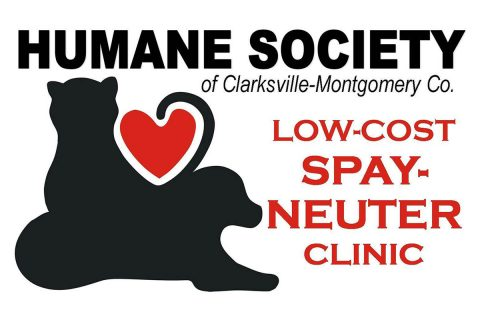Humane Society of Clarksville-Montgomery County Low-Cost Spay-Neuter Clinic
