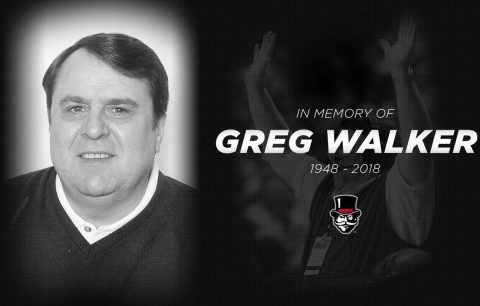 Greg Walker, longtime voice of Austin Peay Governors basketball, passes away (APSU Sports Information)