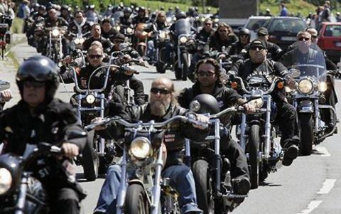 Motorcycle Riders.