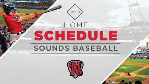 Fifth Season at First Tennessee Park Starts on Thursday, April 4th, 2019. (Nashville Sounds)
