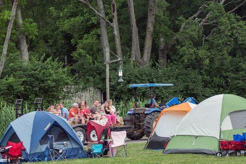 Nashville Zoo's Zzzoofari Slumber set for September 1st-2nd. (Amiee Stubbs)