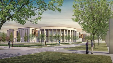 Tennessee State Museum Grand opening scheduled for October 4th–7th at new Nashville location.