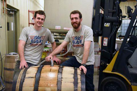 Old Glory Distilling Company - Matt & Wes Cunningham