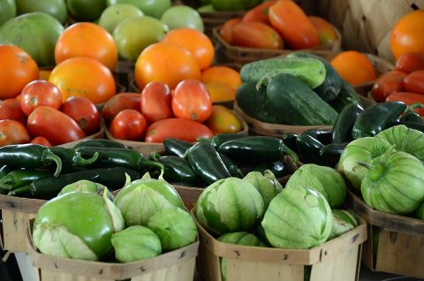 Tennessee Farmers Markets