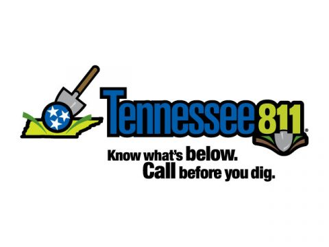 Clarksville Gas and Water Department urges calling 3 days before project to know what's below.