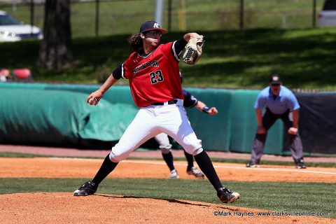 Austin Peay Governors Baseball begins fall practices this afternoon. (APSU Sports Information)