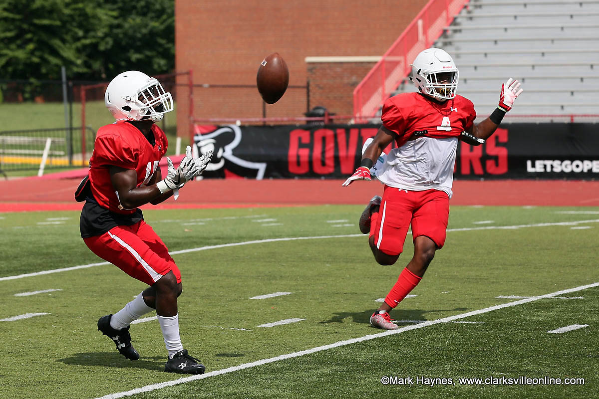 APSU Football's next three games are on the road against Morehead Sate, UT Martin and Jacksonville State.