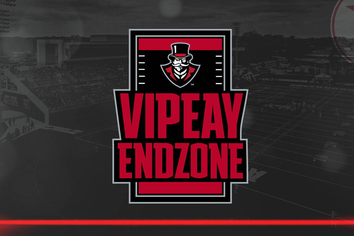 Austin Peay State University to offer VIPeay End Zone Experience at APSU Football games starting October 6th. (APSU Sports Information)