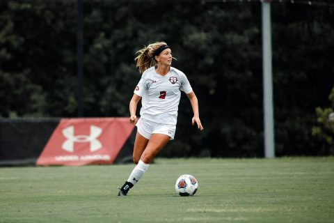 Austin Peay Women's Soccer unable to be on track against Mississippi State Sunday. (APSU Sports Information)
