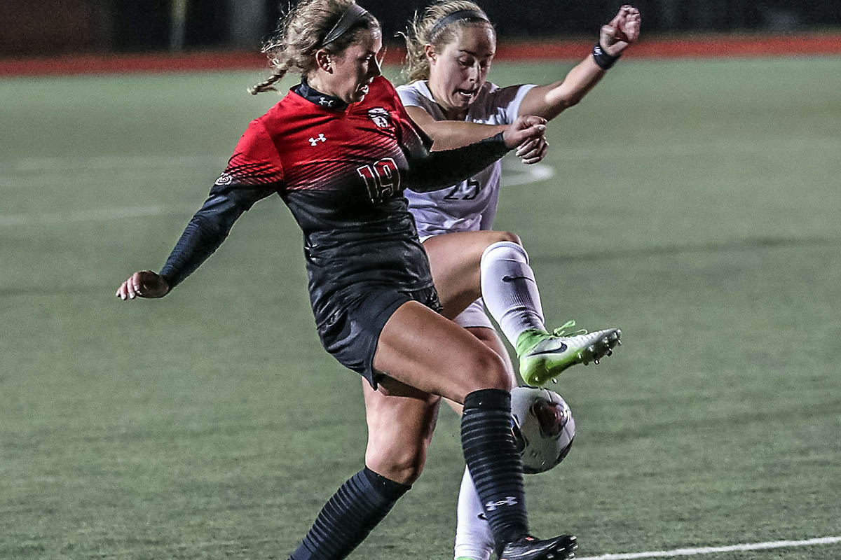 Austin Peay Women's Soccer begins OVC with home matches against Belmont and Tennessee Tech. (Robert Smith, APSU Sports Information)