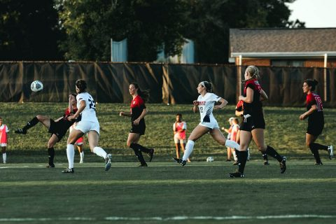 Austin Peay Women's Soccer faces important match against Jacksonville State Friday at Morgan Brothers Soccer Field. (APSU Sports Information)