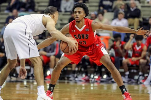 Austin Peay Men's Basketball will be on the ESPN family of networks at least twice this season. (APSU Sports Information)