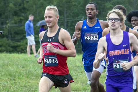 Austin Peay Men's Cross Country wins APSU Invitational. (APSU Sports Information)