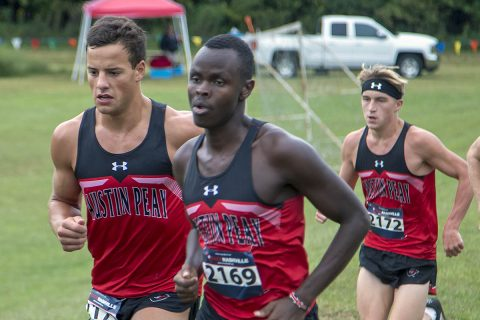 Austin Peay Men's Cross Country hits the road Saturday for the Greater Louisville Classic. (APSU Sports Information)
