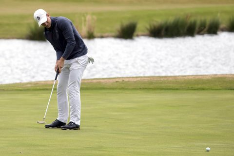 Austin Peay Men's Golf junior Alex Vegh finish tied for 10th at GolfWeek Program Championship. (APSU Sports Information)
