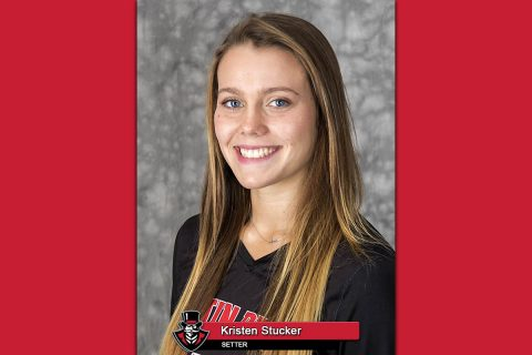 2018 APSU Volleyball - Ginny Gerig