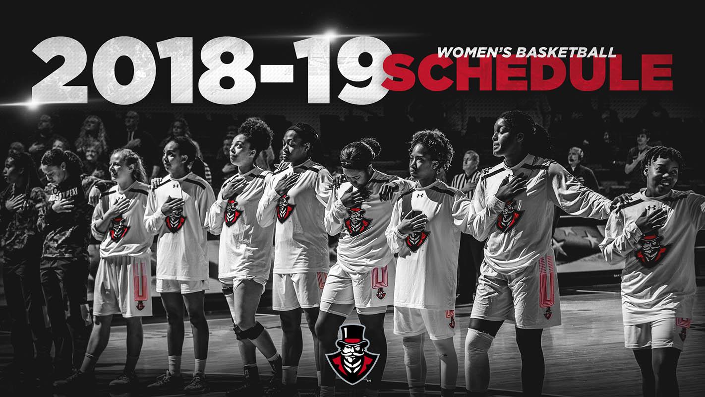 Apsu Women S Basketball Releases 2018 29 Schedule