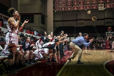 Austin Peay Women's Basketball kicked off 2018-19 Season with it's practice Wednesday. (APSU Sports Information)