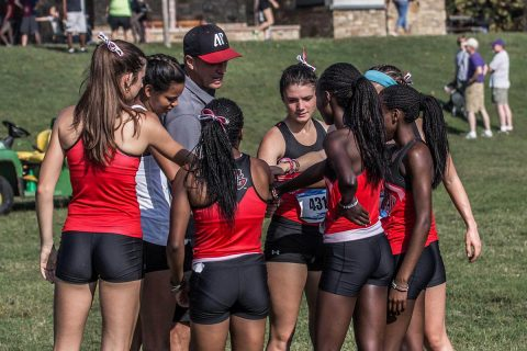 Austin Peay Women's Cross Country performs well at Carbondale Opener. (APSU Sports Information)