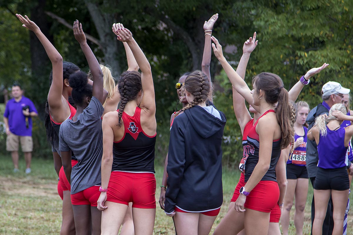 APSU Women's Cross Country places second at Austin Peay ...