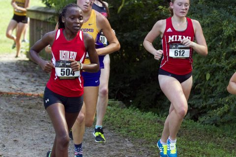 Austin Peay Woman's Cross Country continued to improve at Greater Louisville Classic Saturday. (APSU Sports Information)