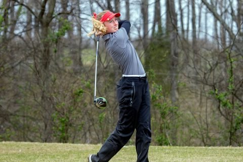 Austin Peay Women's Golf seeks to improve at Greenbrier Invitational, Monday. (APSU Sports Information)
