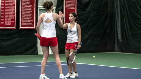 Austin Peay Women's Tennis begins fall season hosting annual APSU Fall Invitational this weekend. (APSU Sports Information)