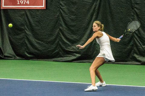 Austin Peay Women's Tennis get off to a good start at APSU Fall Festival. (APSU Sports Information)