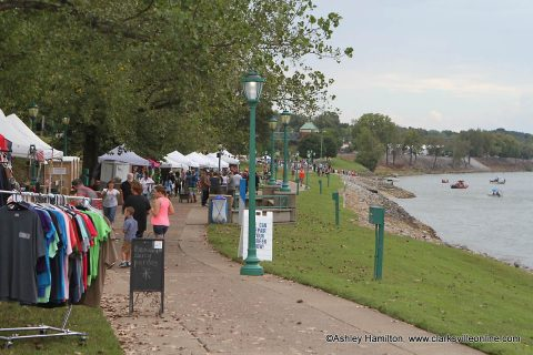 Riverfest will be held September 5th -7th.