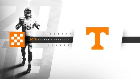Tennessee Football releases it's 2019 Schedule. (UT Athletics)