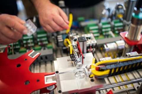 Austin Peay State University is on track to be the second university in North America to award a bachelor's-level Siemens Mechatronic Systems Certification Program, and the University hopes to launch the program as early as fall 2019.