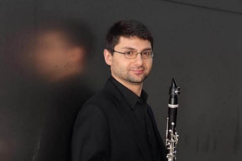 Boris Allakhverdyan, principal clarinet in the Los Angeles Philharmonic, to visit Austin Peay State University.