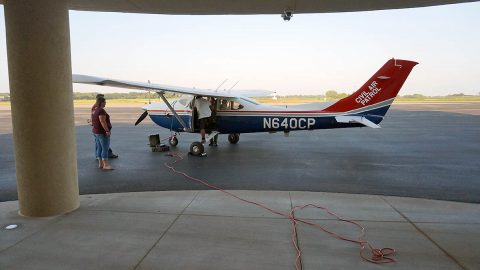 Civil Air Patrol Kentucky Wing Open House.