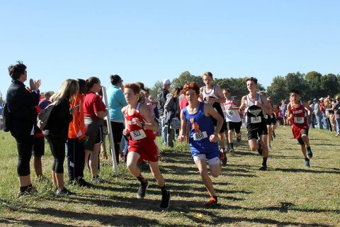 Class A and AA Boys and Girls Cross Country Middle School State Championships to be held in Clarksville at the Hilldale Baptist Church Family Life Center on Saturday, October 6th.