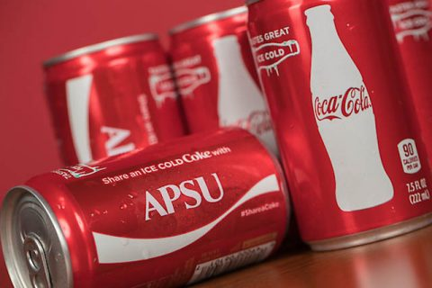 Coca-Cola Bottling Works of Tullahoma, Inc. establishes a scholarship program for APSU Students.