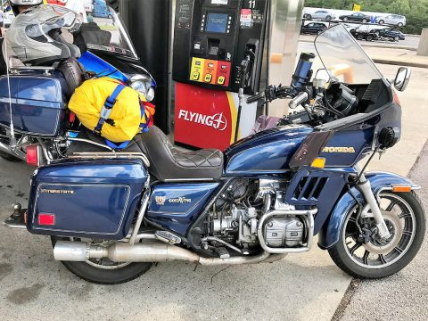 Doug's 1983 Honda Gold Wing
