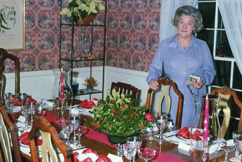 """The late Hilda Hageman was known as a """"culinary artiste"""" by her younger brother."""