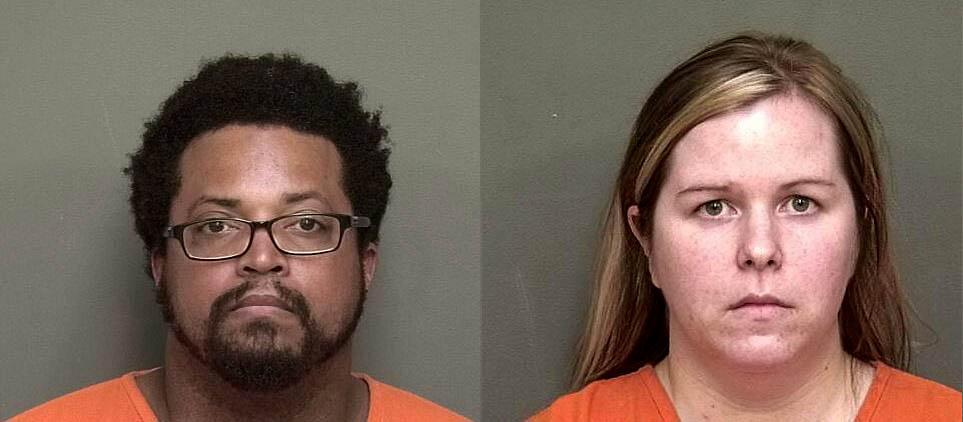 (L to R0 Jordyn Compton Jones and Jayce Patrick Jones. (Montgomery County Sheriff's Office)