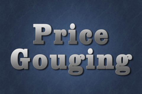 Tennessee Attorney General Slatery, TDCI Commissioner McPeak Warn Consumers of Price Gouging.