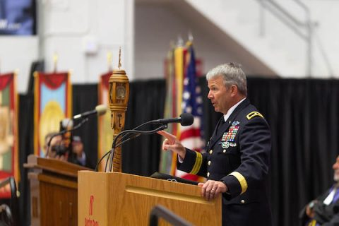 Austin Peay State University names retired Brigadier General Scott E. Brower as APSU's first military adviser in residence.