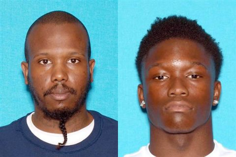 (L to R) Rico Mallory and William Carter