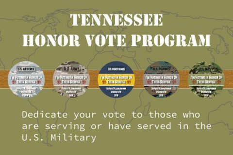Tennessee Honor Vote Program