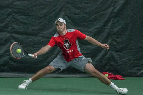 Austin Peay Men's Tennis finished fall season at Steve Baras Fall Invitational. (APSU Sports Information)
