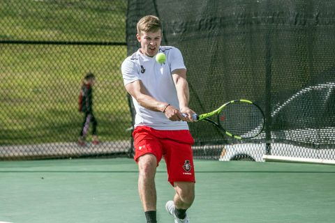 Austin Peay Men's Tennis gets fall season started at Ohio Valley Regionals this Thursday. (APSU Sports Information)