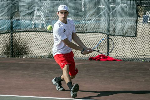 Austin Peay Men's Tennis continues play at the ITA Ohio Valley Regionals, Friday. (APSU Sports Information)