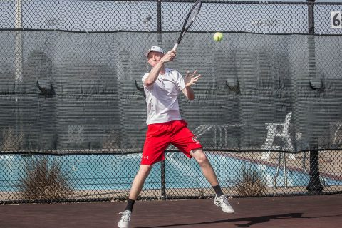 Austin Peay Men's Tennis gets back to work Friday at the three day Louisville Invitational. (APSU Sports Information)
