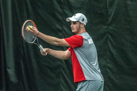 Austin Peay Men's Tennis get off to great start at Louisville Invitational. (APSU Sports Information)