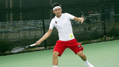 Austin Peay Men's Tennis plays in the Steve Baras Fall Invitational this weekend in Chattanooga. (APSU Sports Information)