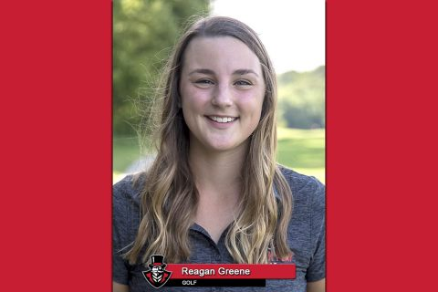 2018-19 APSU Women's Golf - Reagan Greene