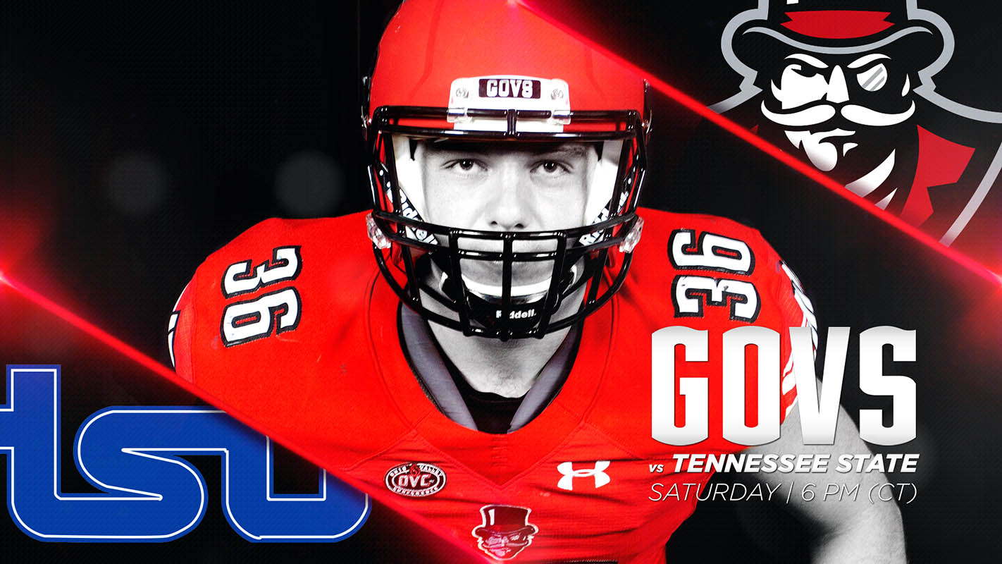 Austin Peay Football to take on Tennessee State Saturday at Fortera Stadium. (APSU Sports Information)